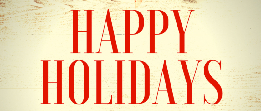 Happy Holidays from Apex Pavers & Pools