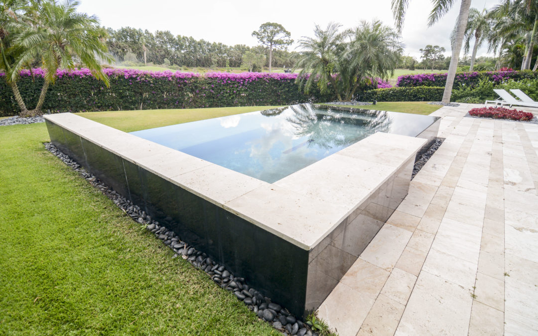 What Are the Benefits of a Dark Interior Pool?