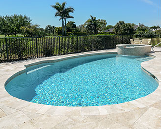 custom pools by apex pavers and pools stuart port st lucie palm beach