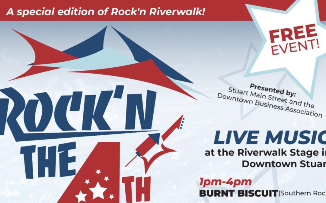 Proud Sponsor of Rockin' the 4th Event